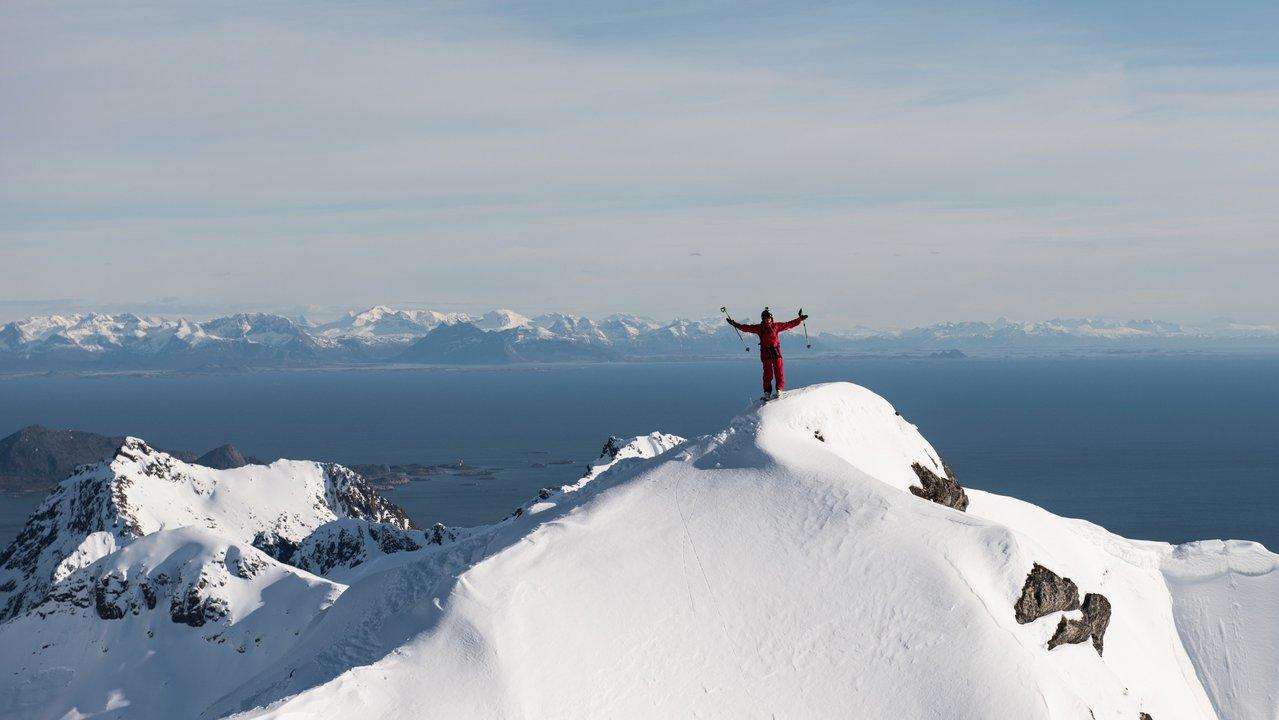 Memory Monday: Ride & Surf Lofoten