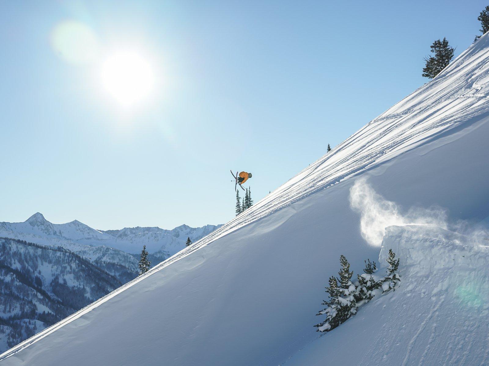 Tim Durtschi: Upper Flagstaff Gap