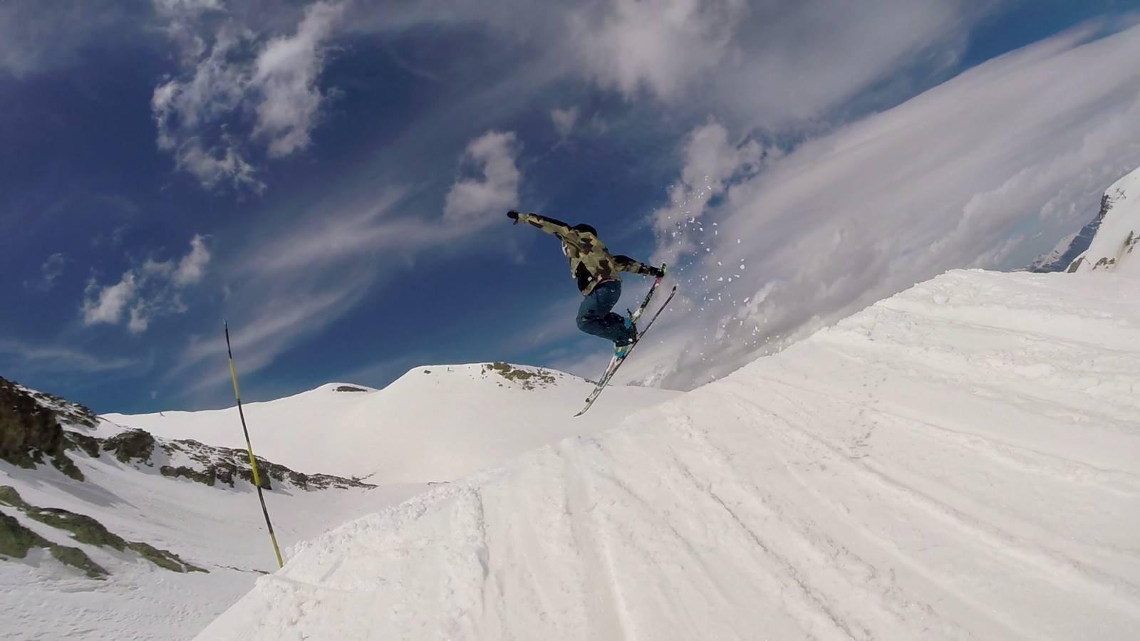 Tail Les Deux Alpes