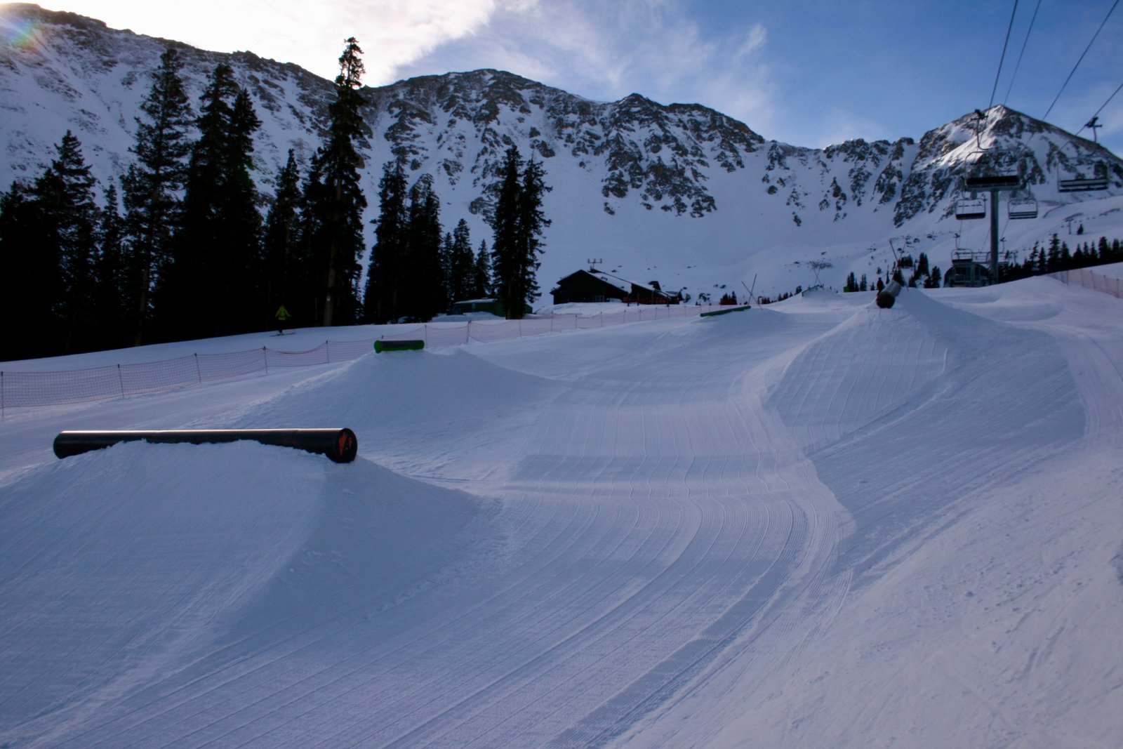 High Divide Terrain Park