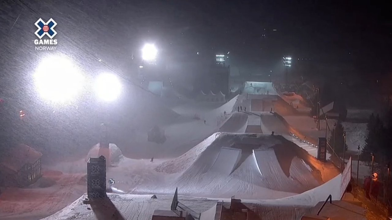 X Games Norway: Men's Slopestyle Qualifying Results/Recap
