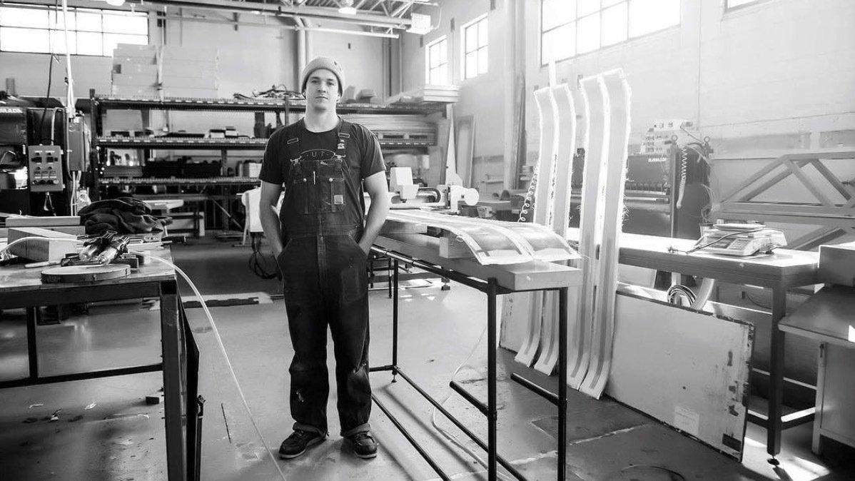 Logan Imlach: Where Skier Meets Engineer