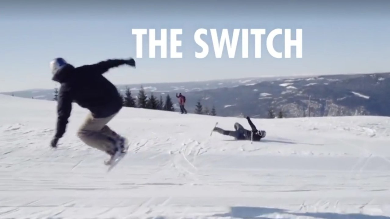 Pro Snowboarder Marcus Kleveland Is A Beast On Skis