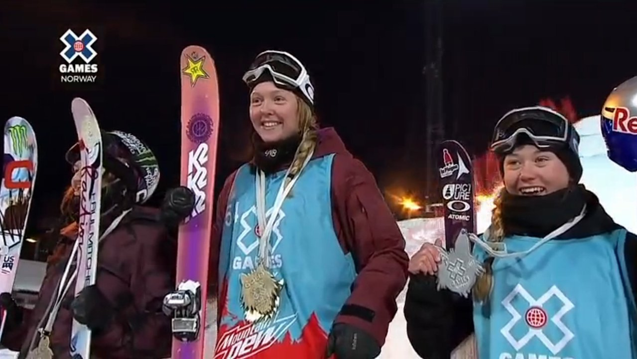 X Games Norway: Women's Slopestyle Final Results/Videos/Recap