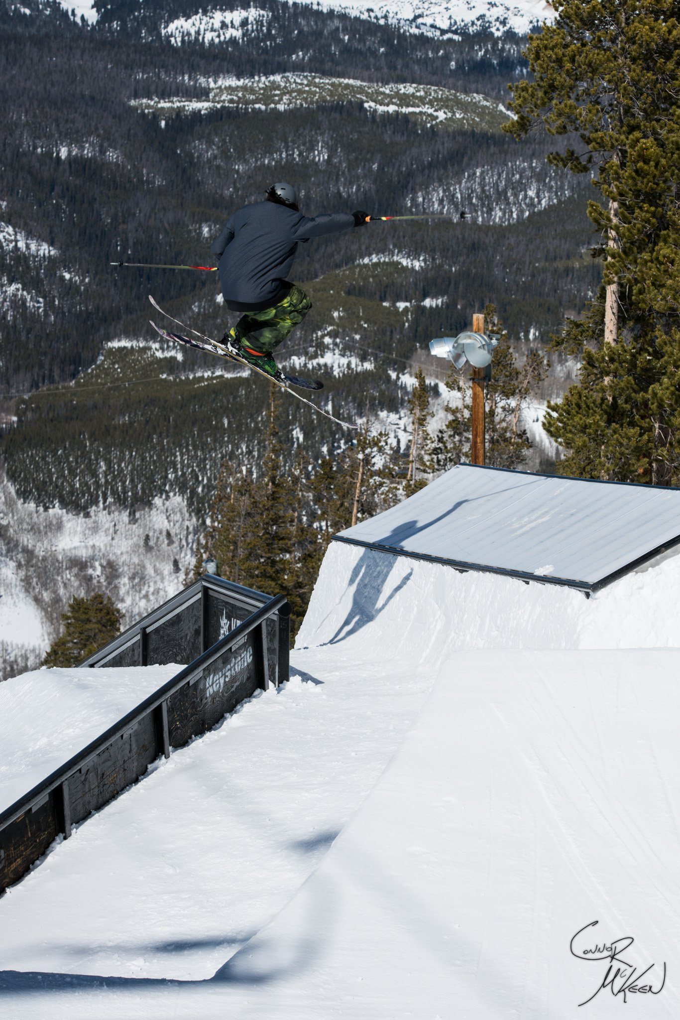 Disaster to the deep end of the rail