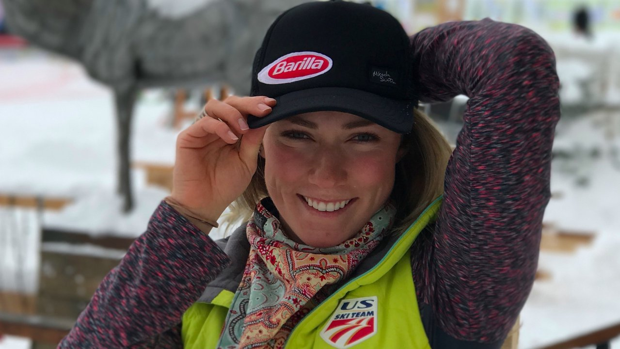 bigtruck Announces Partnership with Olympic Gold Medalist Mikaela Shiffrin