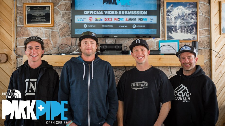 The North Face Park and Pipe Open Series Results