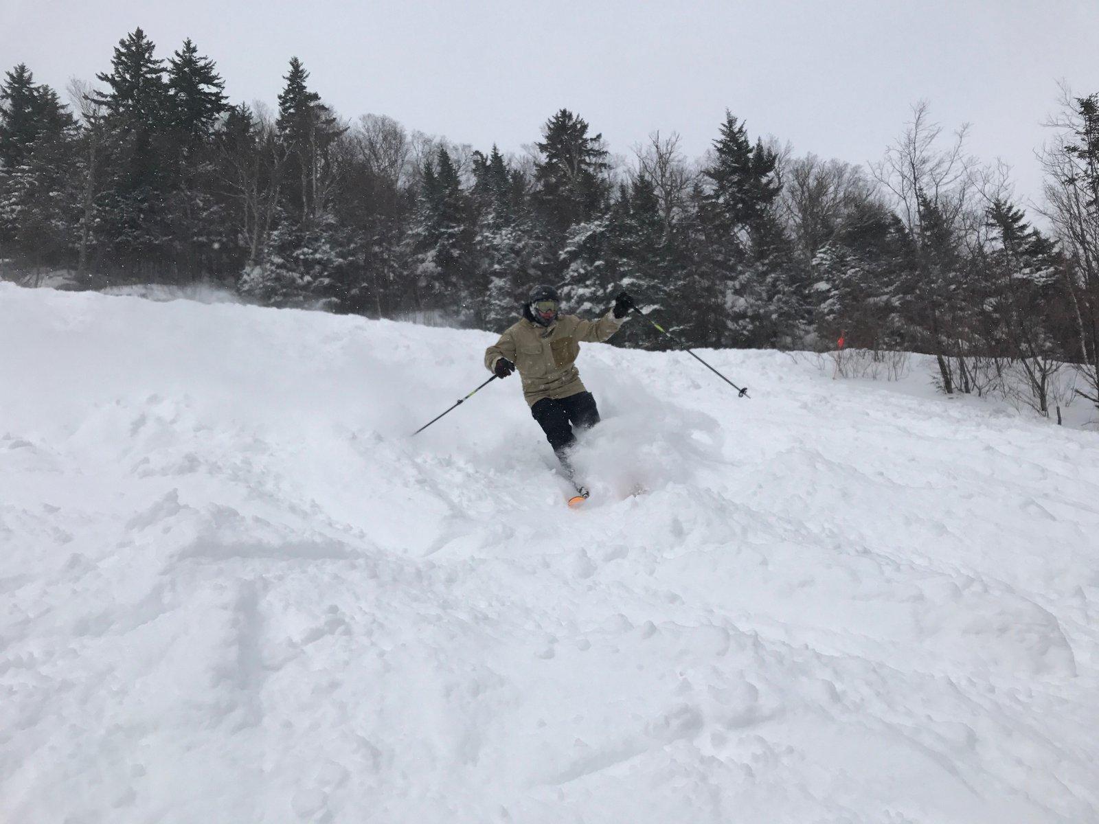 Post-Blizzard Pow