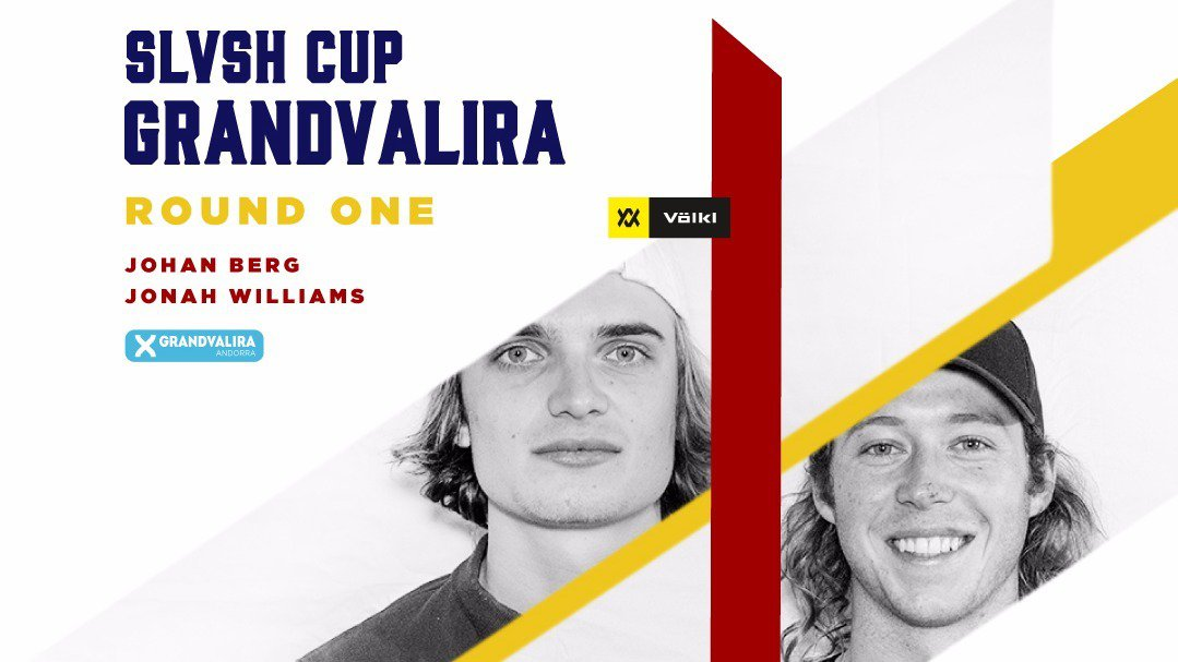 SLVSH Cup Pre-game: Jonah Williams VS Johan Berg
