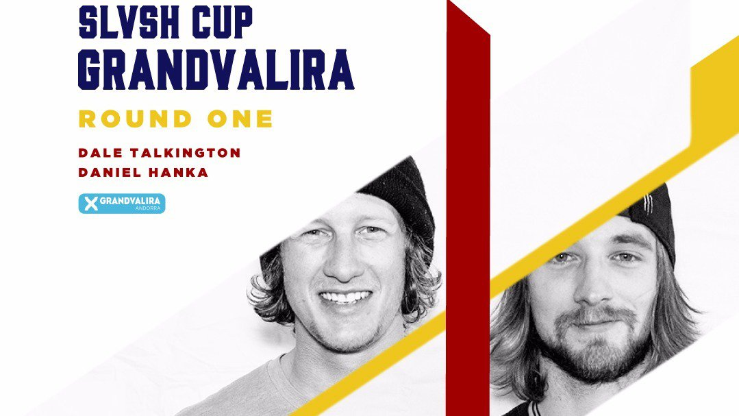 SLVSH Cup Pre-game: Daniel Hanka VS Dale Talkington