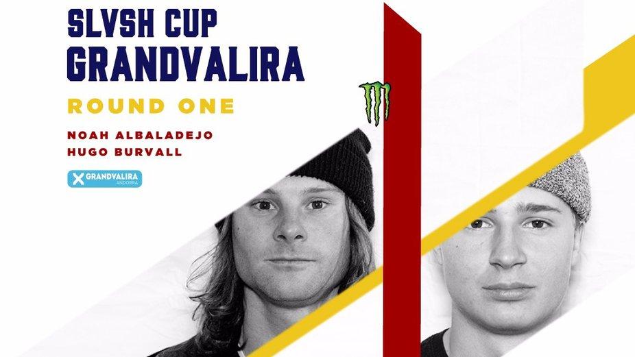 SLVSH Cup Pregame: Noah Albaladejo vs. Hugo Burvall