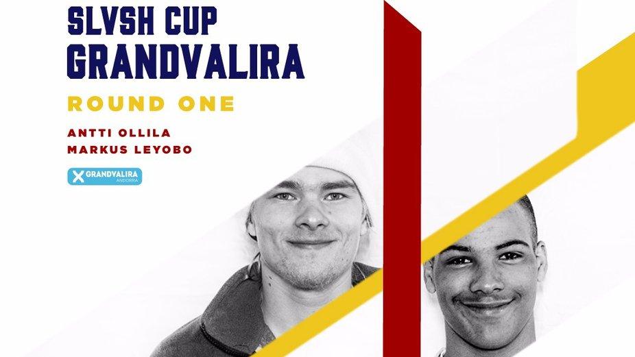 SLVSH Cup Pregame: Antti Ollila vs. Markus Leyobo