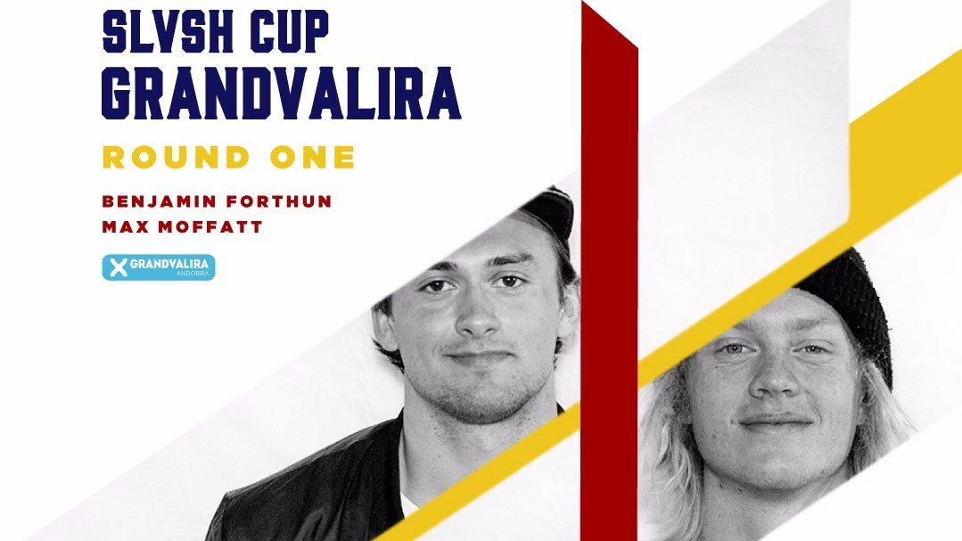 SLVSH Cup Pre-game: Max Moffatt vs. Benjamin Forthun