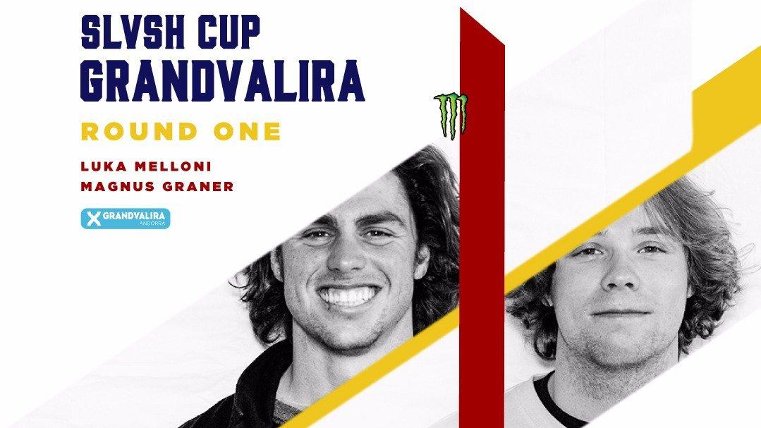 SLVSH Cup Pre-game: Magnus Graner vs Luka Melloni