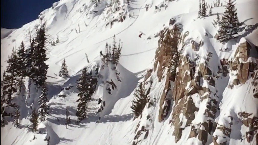 The Gnarliest Cliff Hucks of All Time