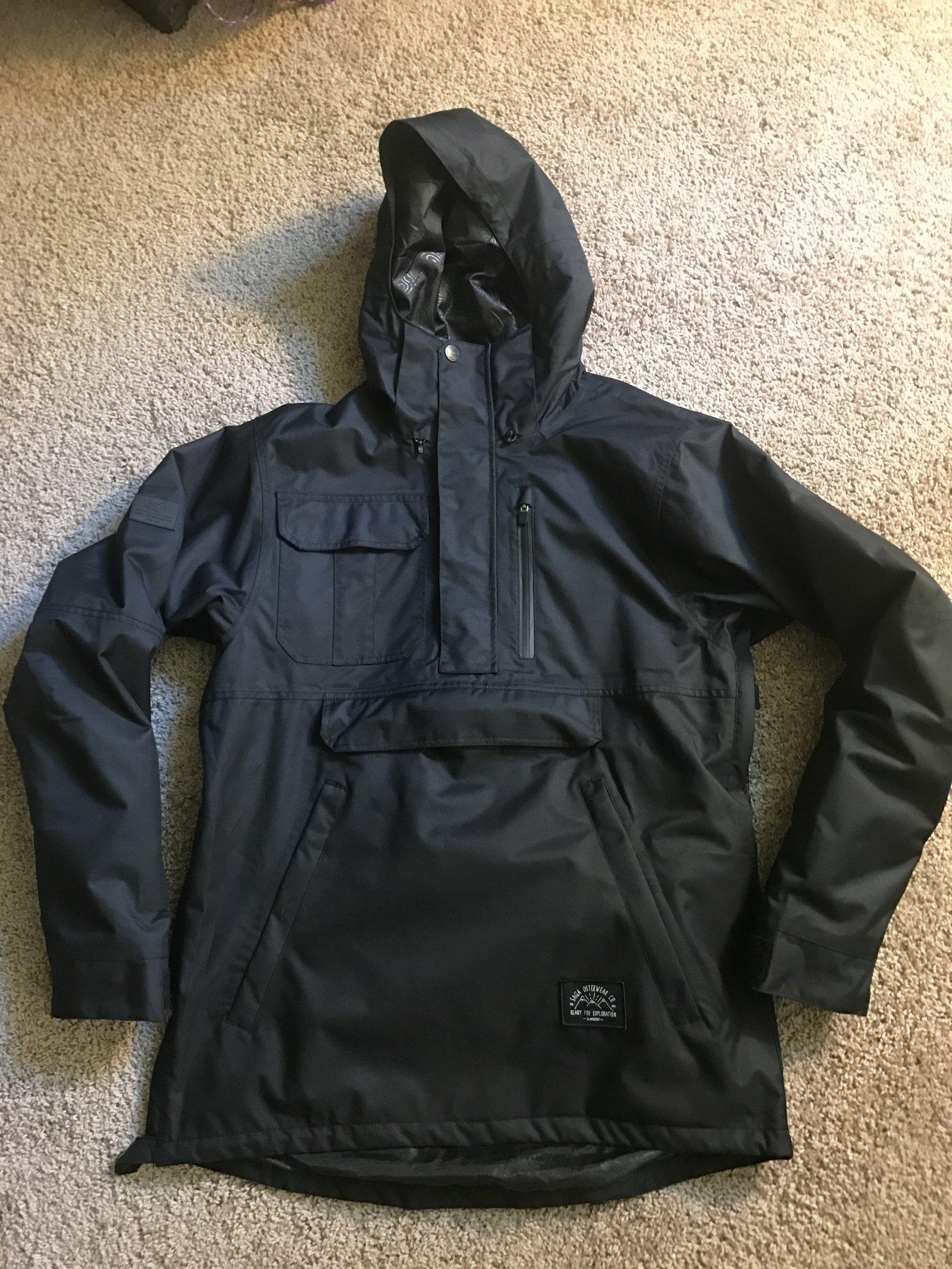 For Sale: Like New Saga Anomie jacket-L