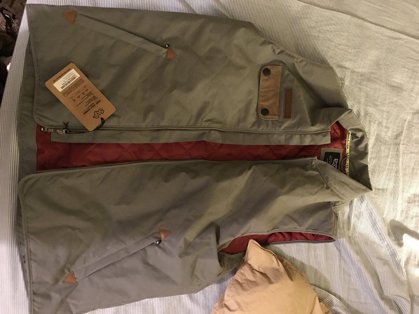 For Sale: Brand New Saga Vest-XL