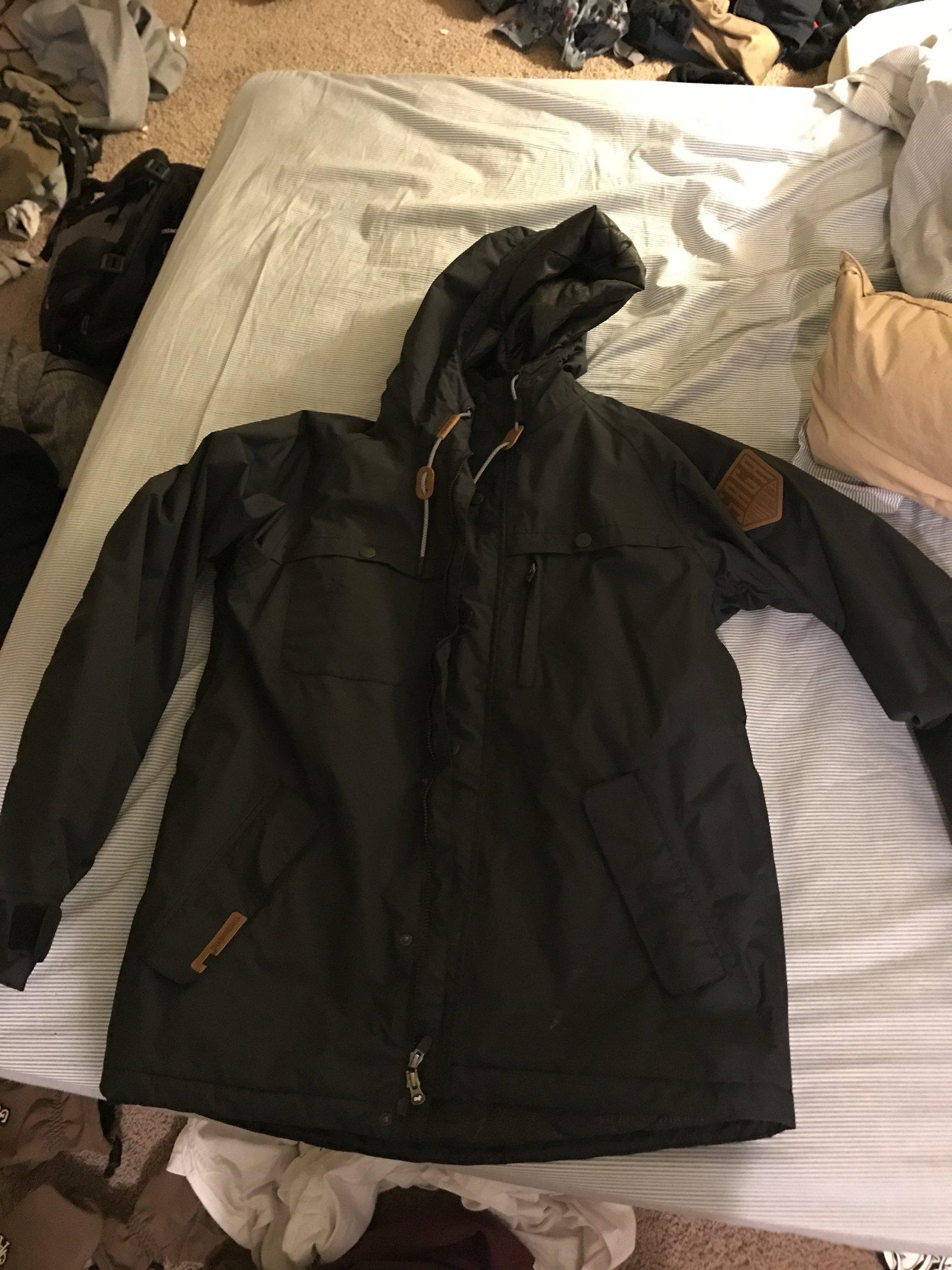 For Sale: Like New Saga Mutiny Jacket-XL