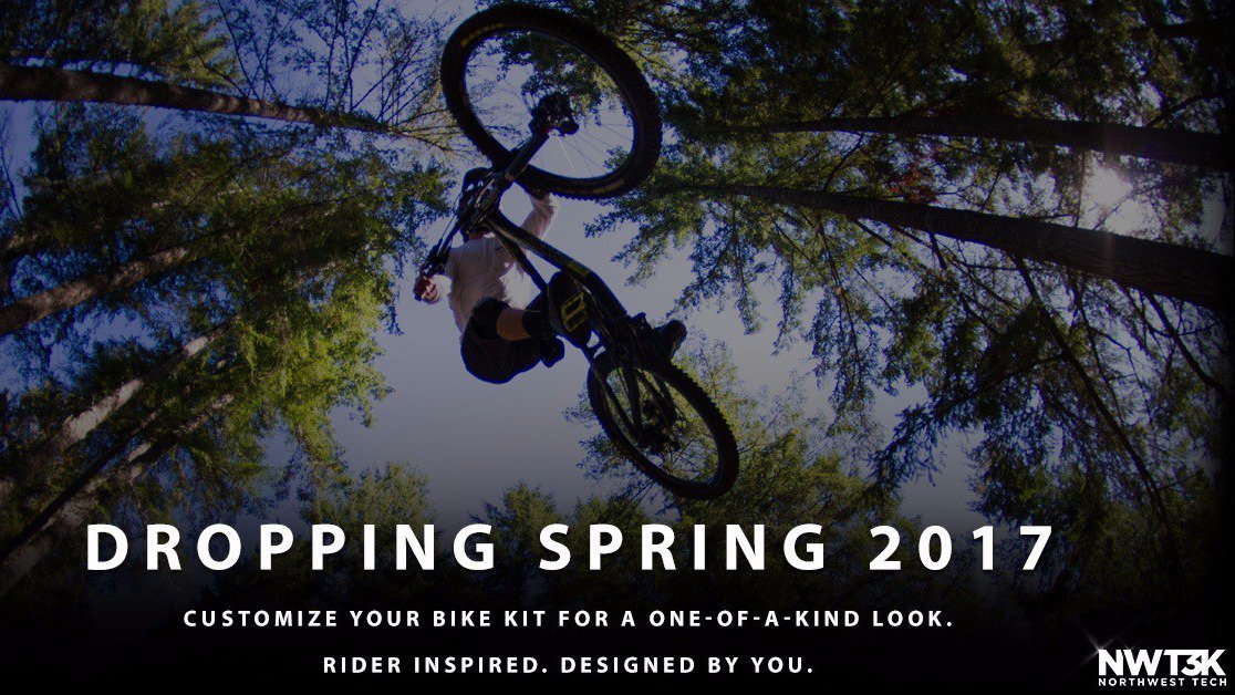 Northwest Tech to Make Custom Bike Apparel Spring 2017