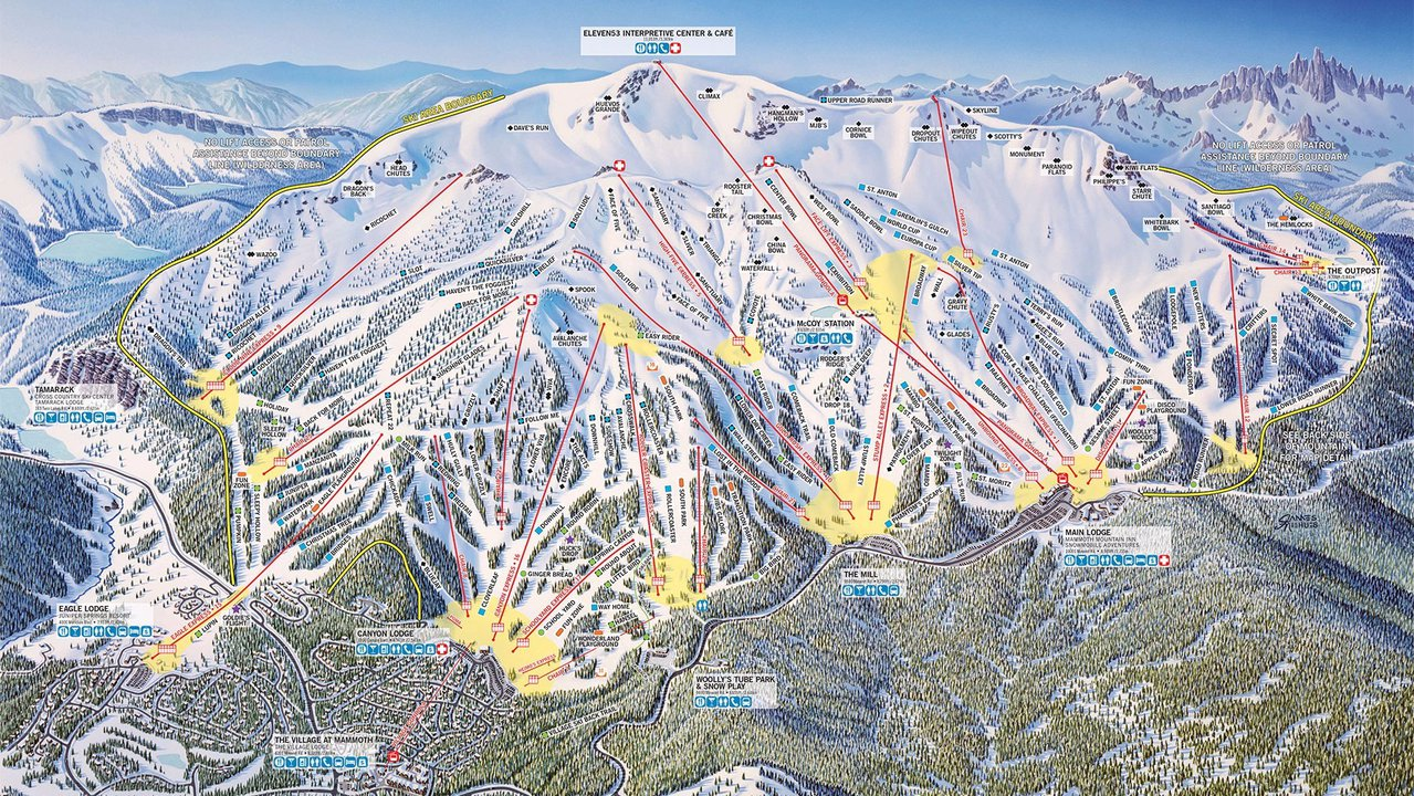 New Aspen Partnership Buys Mammoth Resorts