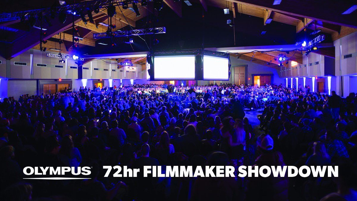 WSSF Olympus 72hr Filmmaker Showdown