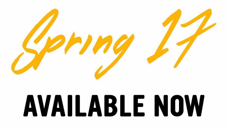 Saga Outerwear Spring 17
