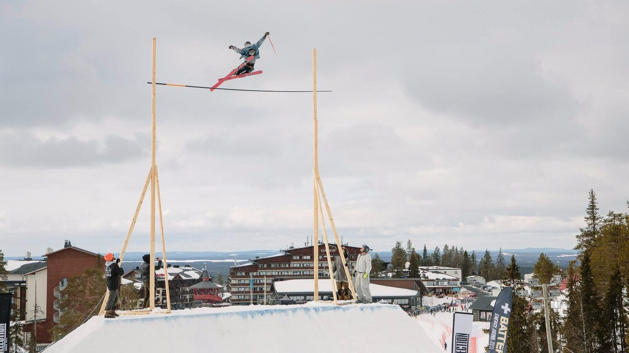 Ski Or Die x Ruka 2017   The Wildest Event In Skiing