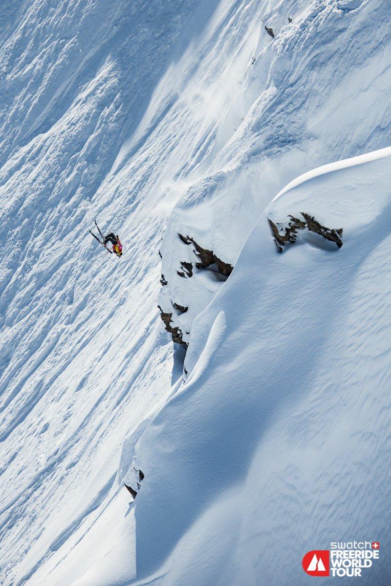 Back Flip Alaska FWT