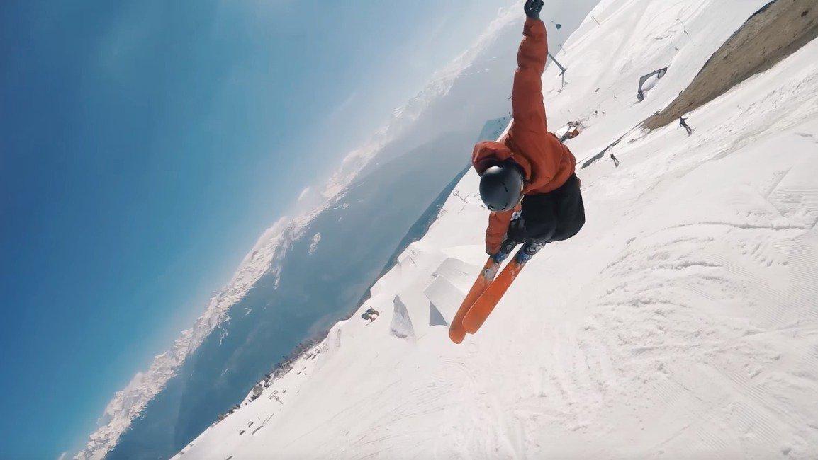 Nico Vuignier & The Poor Man's Selfie Drone
