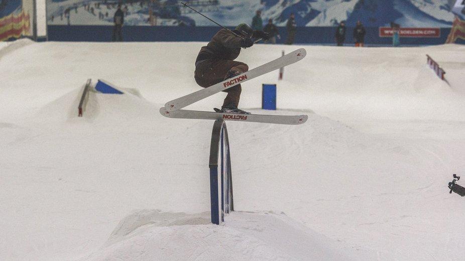 Fridge Life With SLVSH at Snowpark Bispingen