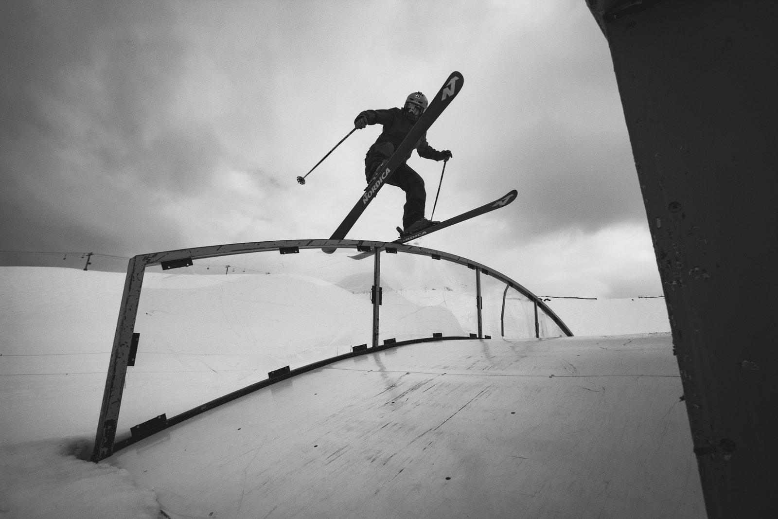 Mikey Hall - Backslide