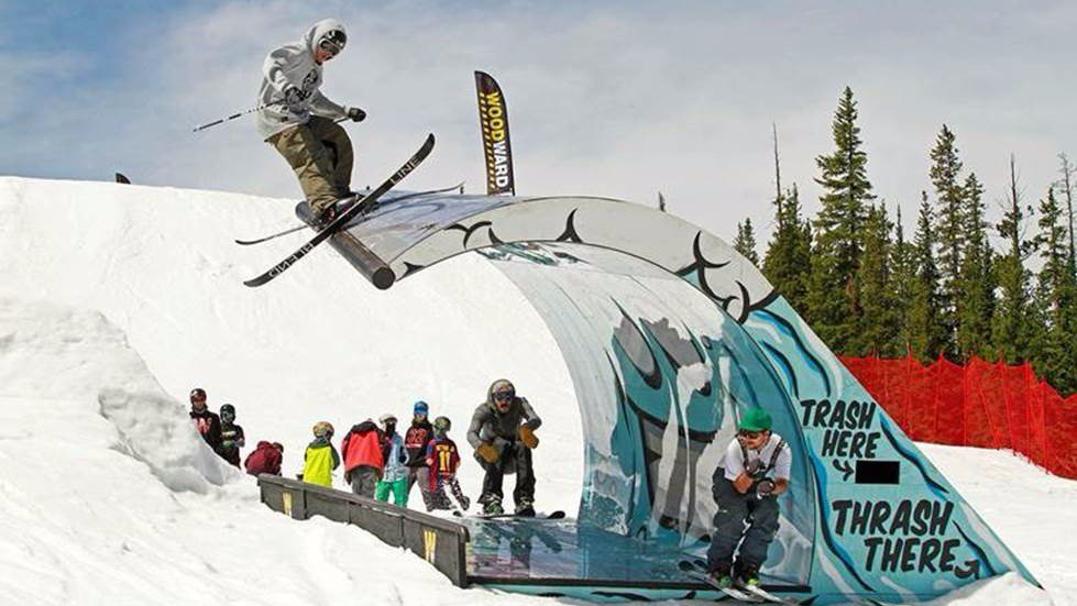 More On-Snow Time, New Professional Athletes For Woodward Copper