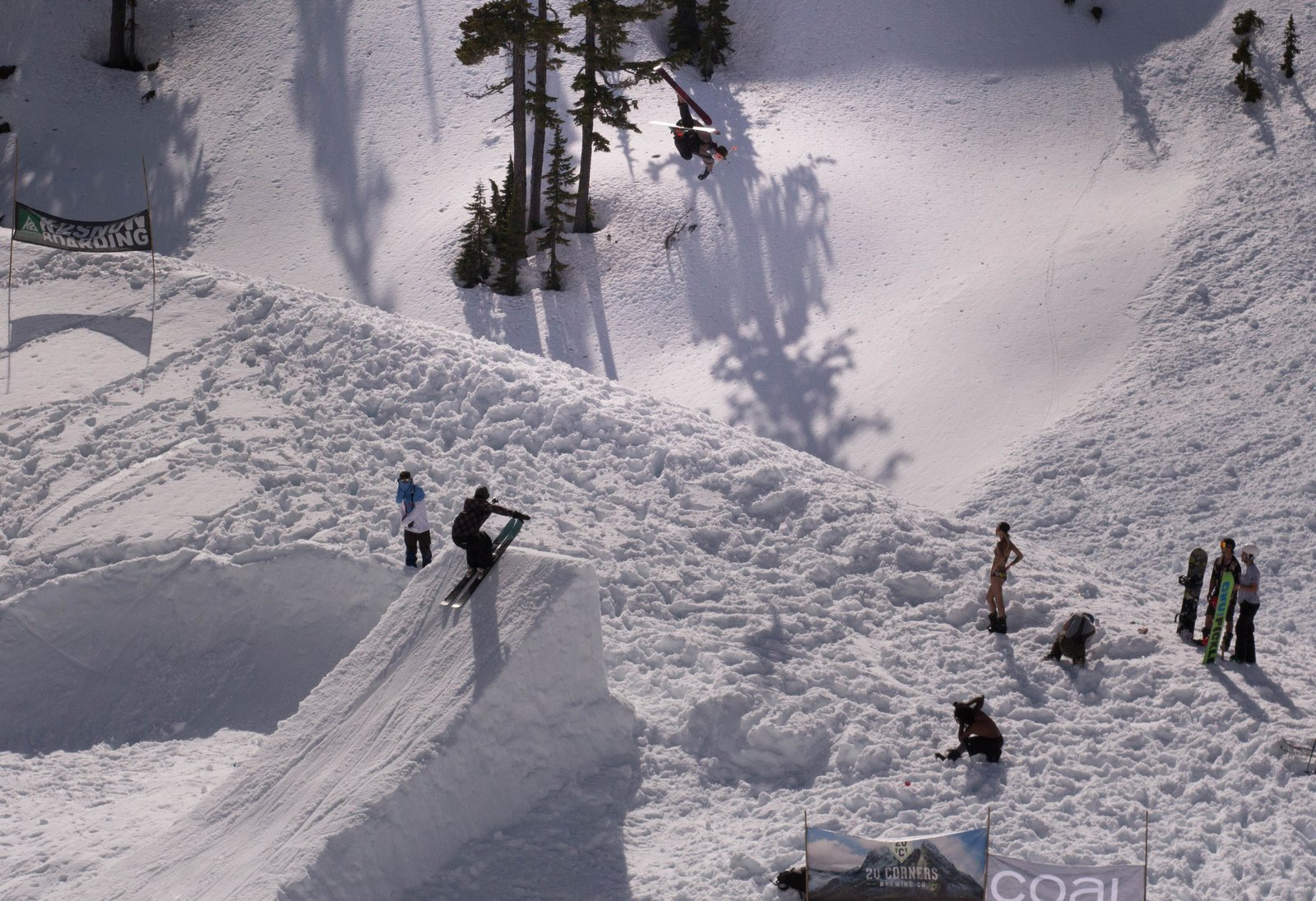 13th Annual Mt Baker Sesh Up 2017