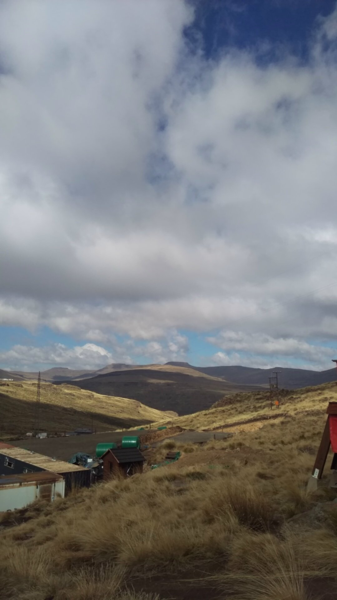The view from afriski