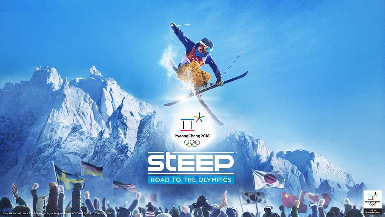 "STEEP Announces ""Road To Olympics"" DLC Expansion"