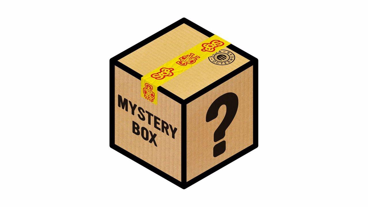 Saga Outerwear Mystery Box