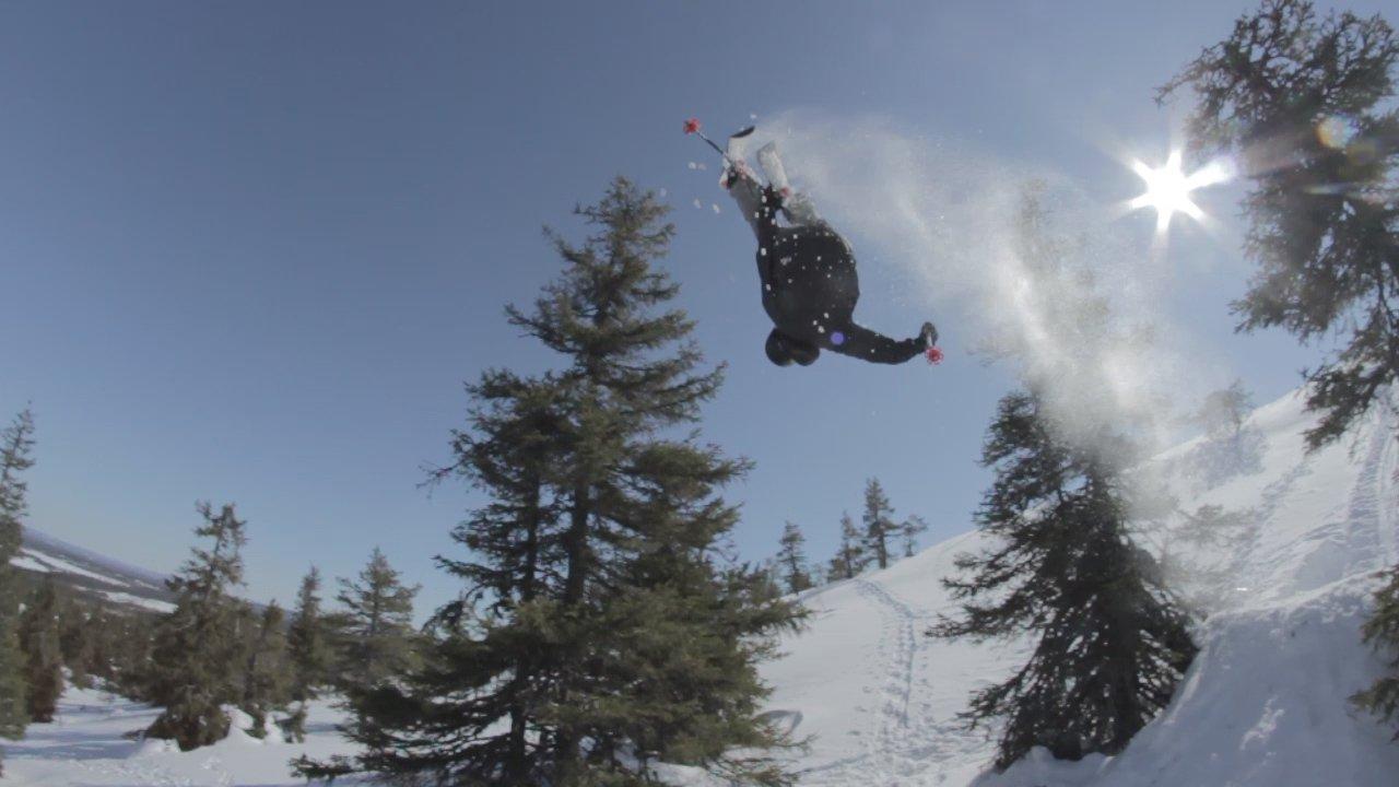Finnish pow jump