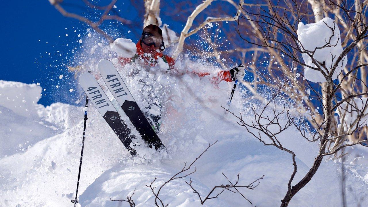 Jason Levinthal Buys 4FRNT Skis