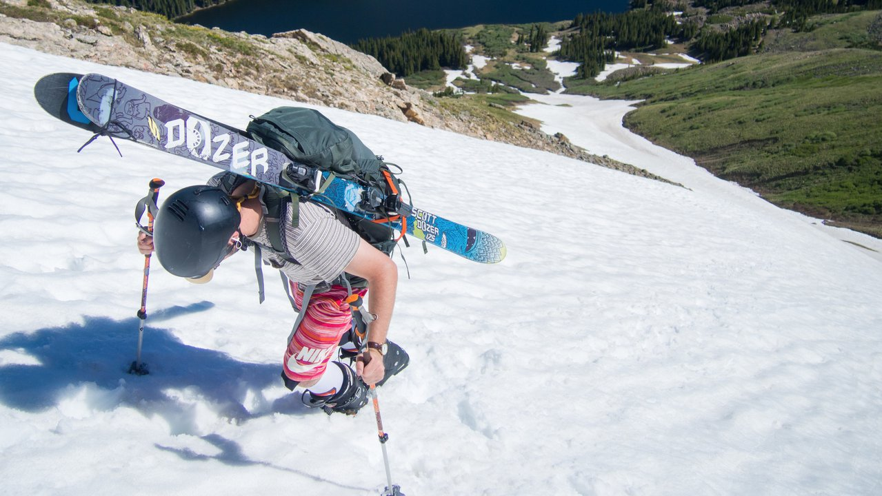 Colorado Summer Skiing Guide: Guanella Pass