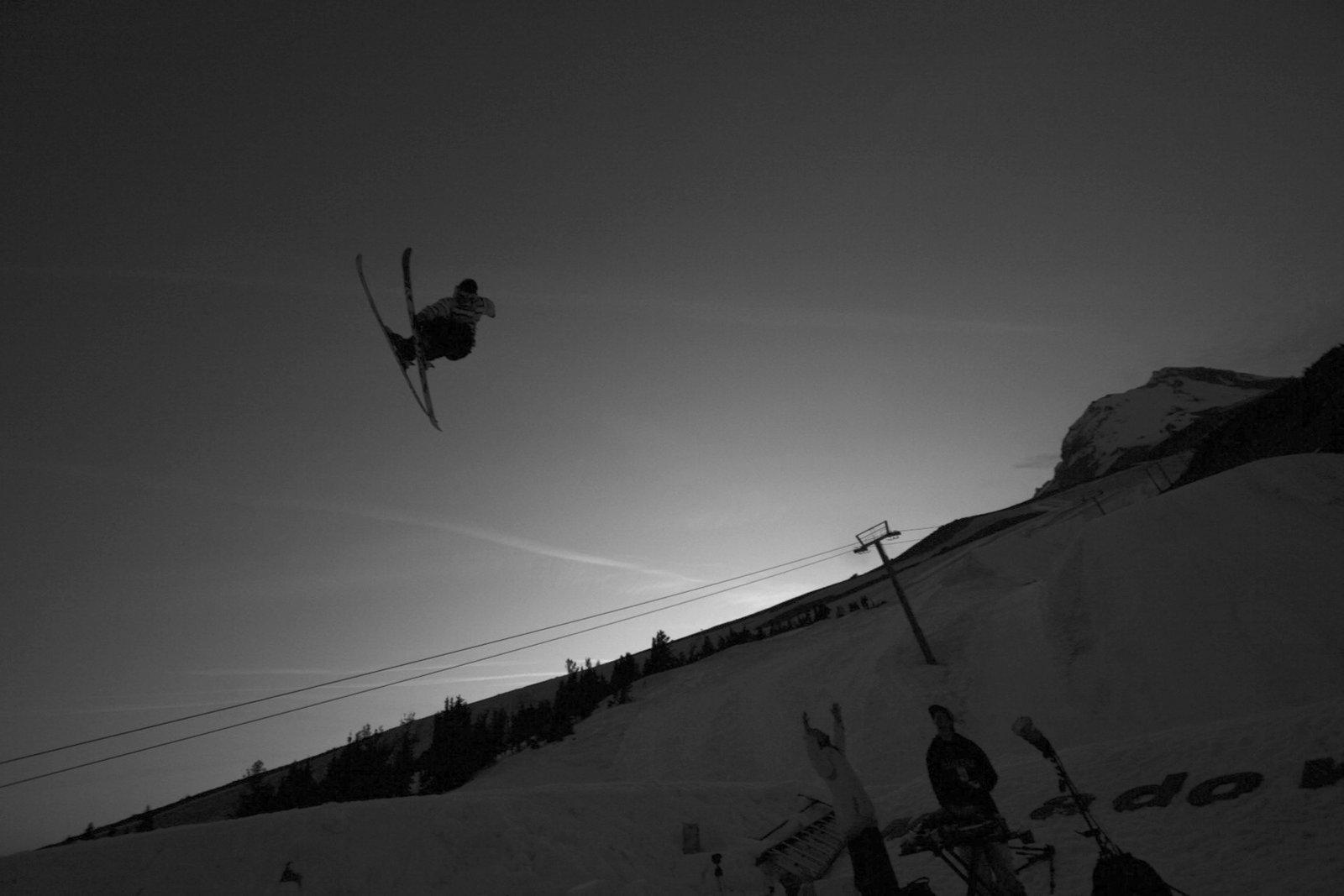 Andy Mahre 180 Mt Hood Meadows