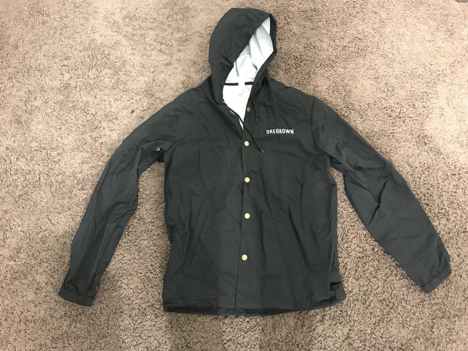 Oregrown Nylon Jacket