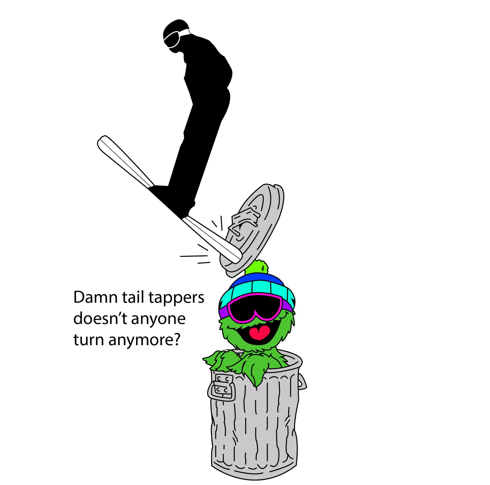 Oscar the Gaper