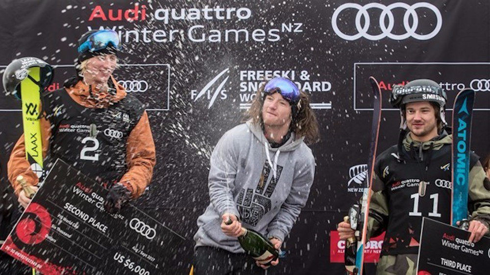 NZ Winter Games FIS World Cup Slopestyle Results And Highlights