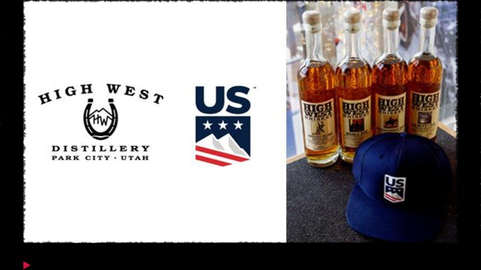 US Ski Team Partners With High West Distillery, Basically Guarantees Free Liquor For Athletes