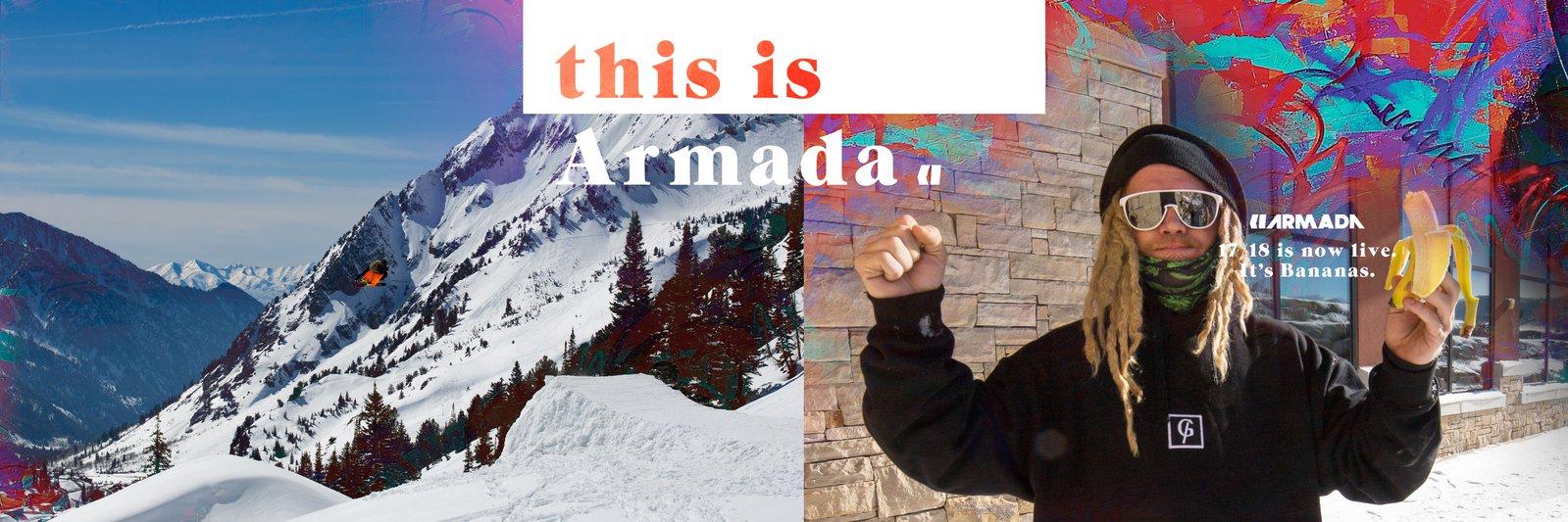 Armada 17.18 Site Now Live