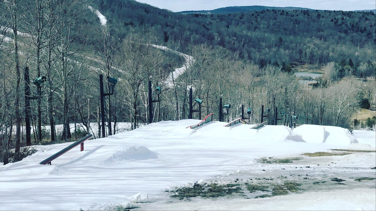 The Importance of the Park Rats: Why freestyle skiers hold the keys to the future of Southern New England ski hills