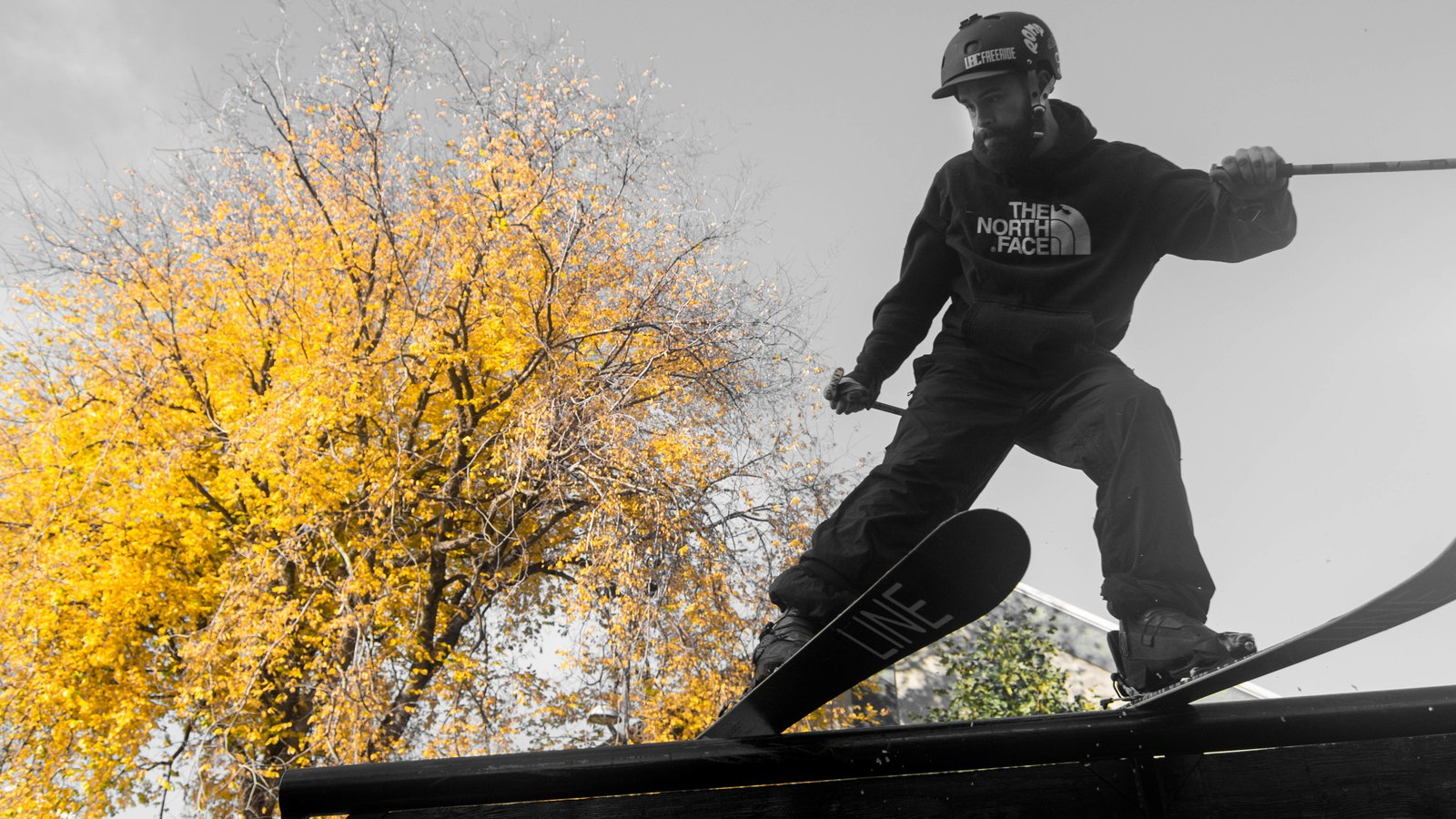 UBC Fall Rail Jam