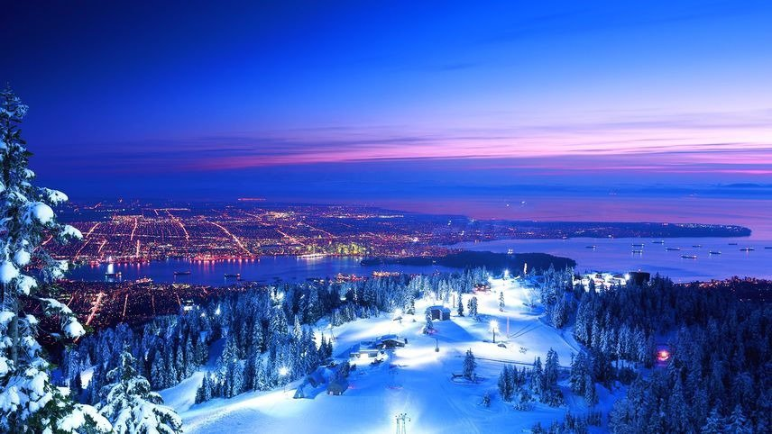 Grouse Mountain: Skiing in Vancouver's Backyard