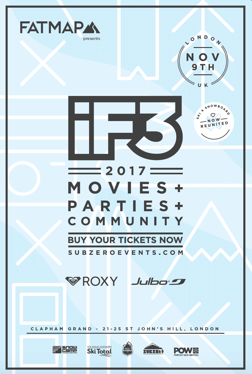 iF3 London 2017