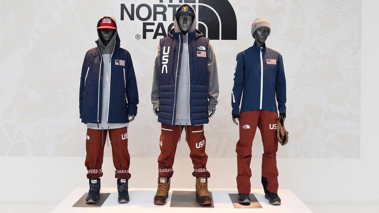 US Freeski Team Olympic Uniforms Unveiled